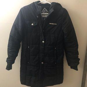 ZeroXposur boarding company jacket